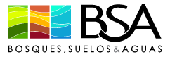 Bosques, Suelos & Aguas Logo